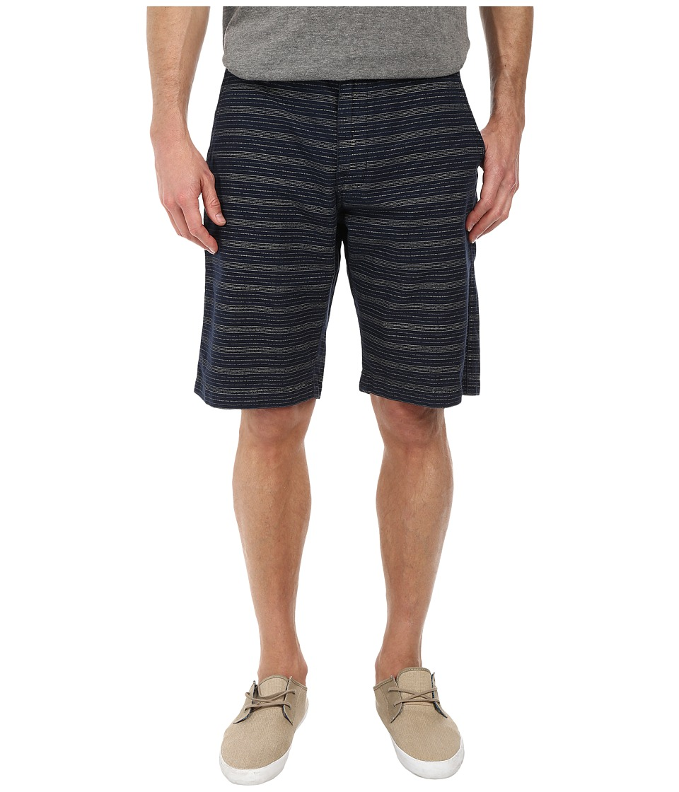 Lucky Brand - South Bay Shorts (Navy) Men's Shorts