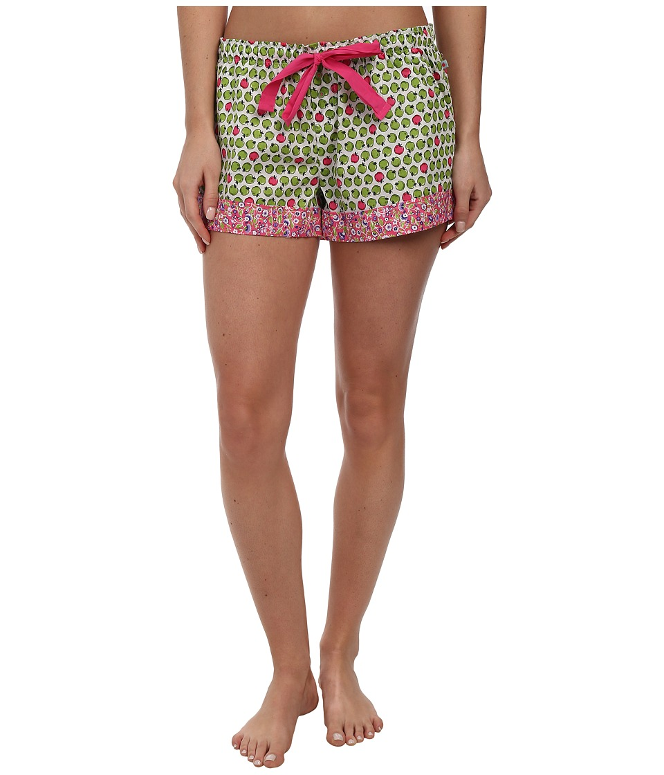 Jane & Bleecker - Batiste Shorts 357900 (Orchard Apples) Women's Pajama