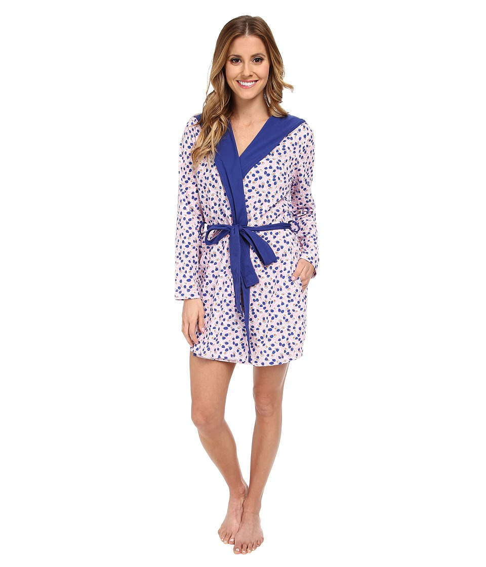 Jane & Bleecker - Jersey Robe 354910 (Fields Floral) Women
