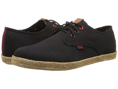 Ben Sherman - Prill Lace Up 2 (Black) Men's Lace up casual Shoes