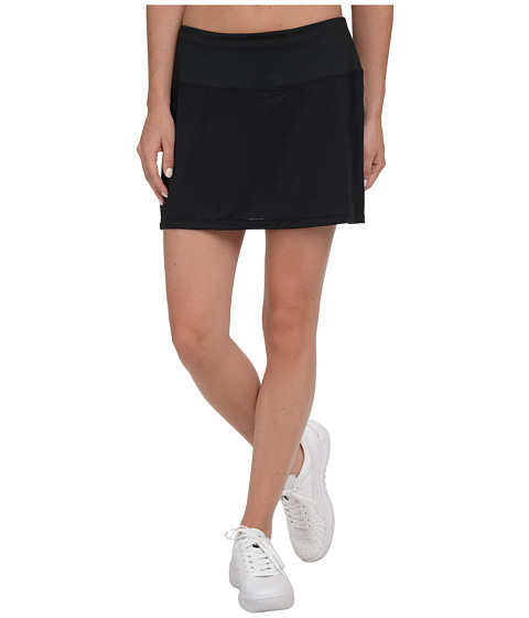 Skirt Sports - Peek-A-Boo Skirt (Black) Women