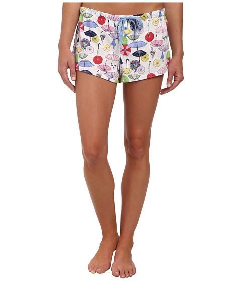 Jane & Bleecker - Jersey Shorts 357951 (Spring Showers) Women