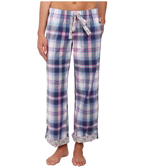 Jane & Bleecker - Batiste Pants 358952 (Cassidy Plaid) Women's Pajama