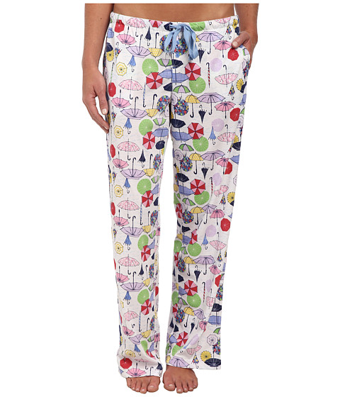 Jane & Bleecker - Jersey Pants 358951 (Spring Showers) Women's Pajama