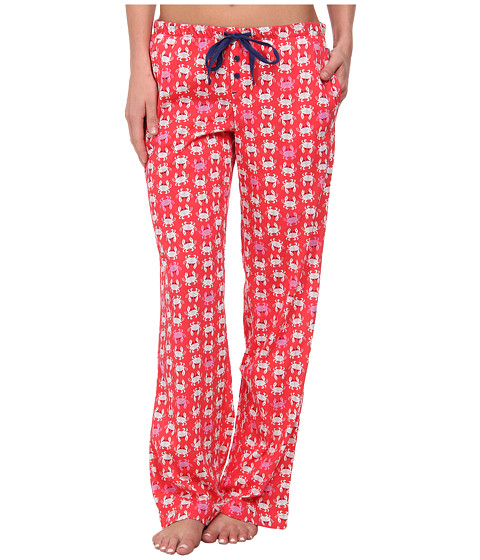 Jane & Bleecker - Jersey Pants 358951 (Crab Shimmy) Women's Pajama