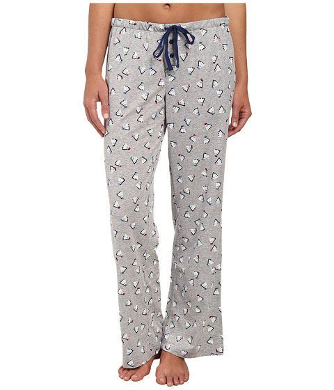 Jane & Bleecker - Jersey Pants 358951 (Backyard Games) Women