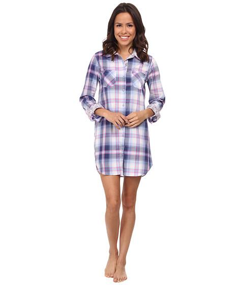 Jane & Bleecker - Batiste Sleepshirt 356952 (Cassidy Plaid) Women