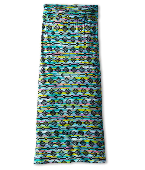 Ella Moss Girl - Bella Print Maxi Skirt (Big Kids) (Print) Girl's Skirt