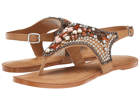 Naughty Monkey - Dish Delight (Brown) Women's Sandals