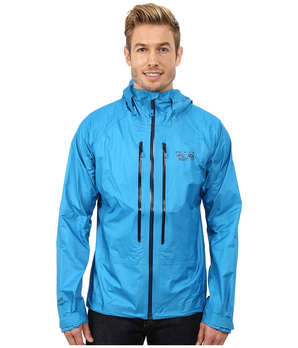 Mountain Hardwear - Quasar II Jacket (Dark Compass) Men's Coat