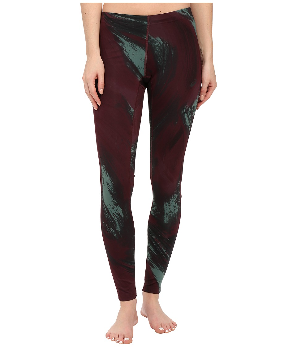 ASICS - Tier One Graphic Tight (Aurora Print) Women's Workout