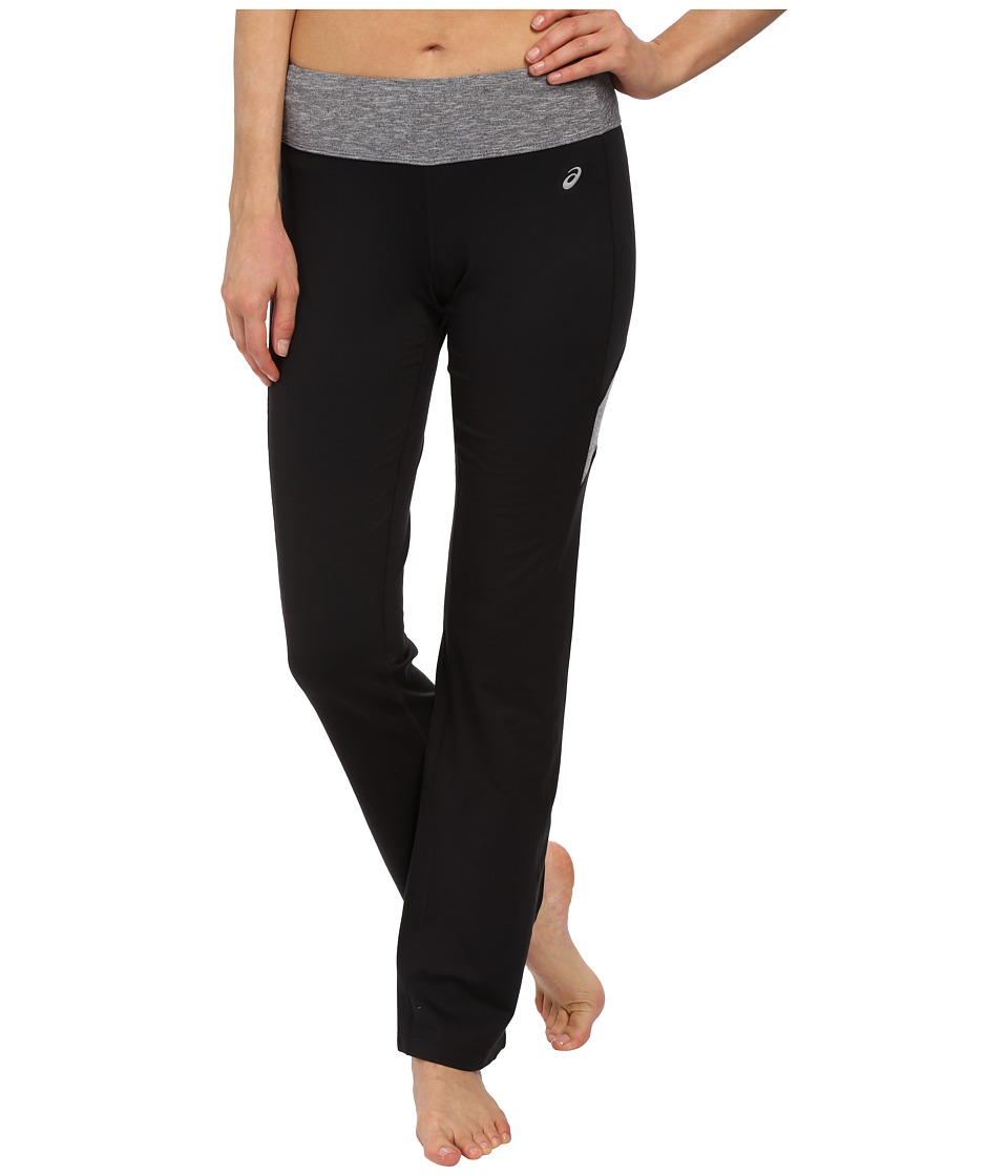 ASICS - Thermopolis Pant (Performance Black/Dark Grey Heather) Women's Workout