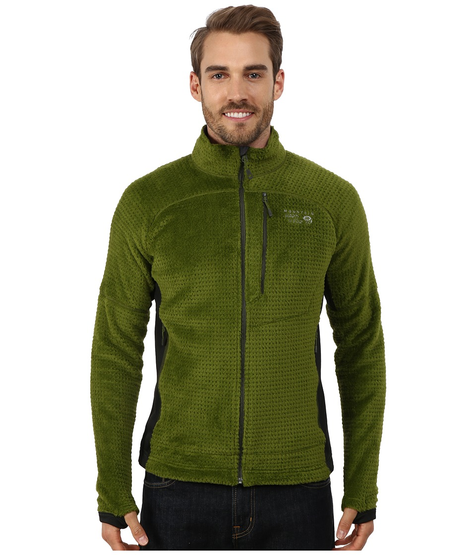 Mountain Hardwear - Monkey Man Grid II Jacket (Amphibian/Shark) Men's Coat