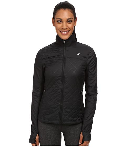ASICS - Thermopolis Windblocker Jacket (Performance Black) Women's Workout