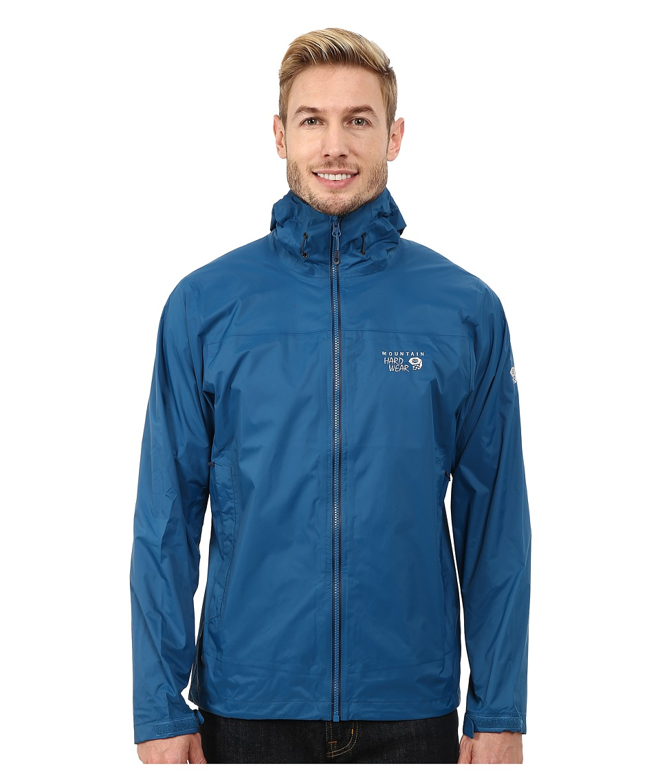Mountain Hardwear - Plasmic Ion Jacket (Phoenix Blue) Men