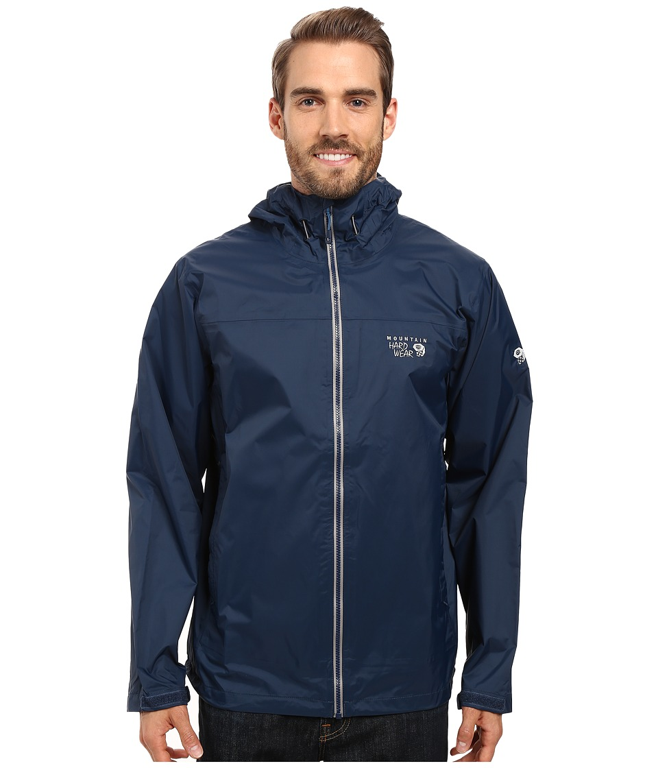 Mountain Hardwear - Plasmic Ion Jacket (Hardwear Navy) Men's Jacket