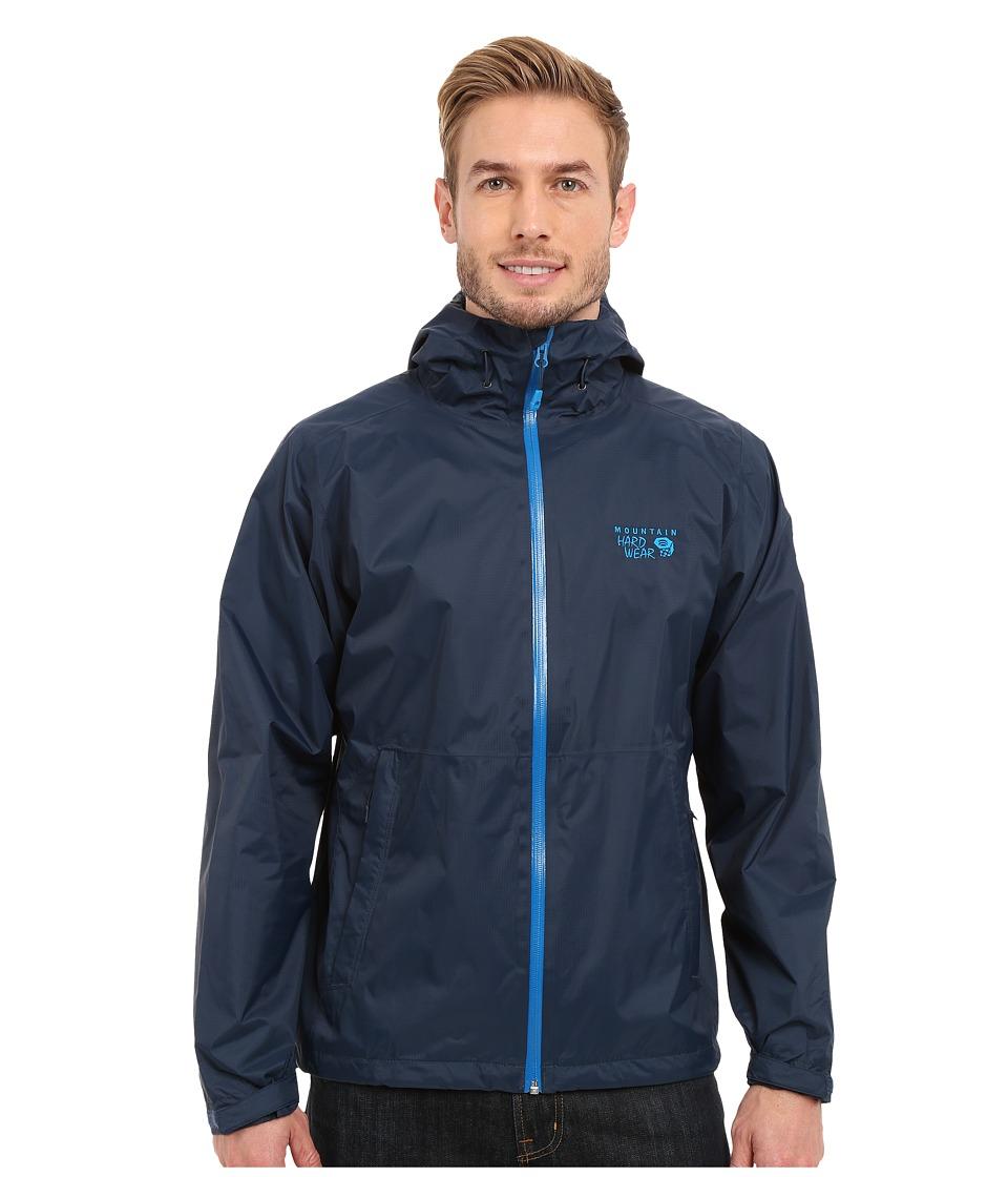 Mountain Hardwear - Finder Jacket (Hardwear Navy) Men's Coat