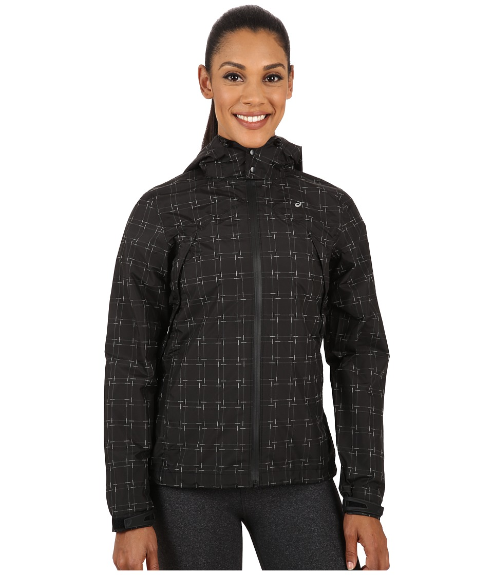 ASICS - Performance Run Storm Shelter Jacket (Performance Black) Women