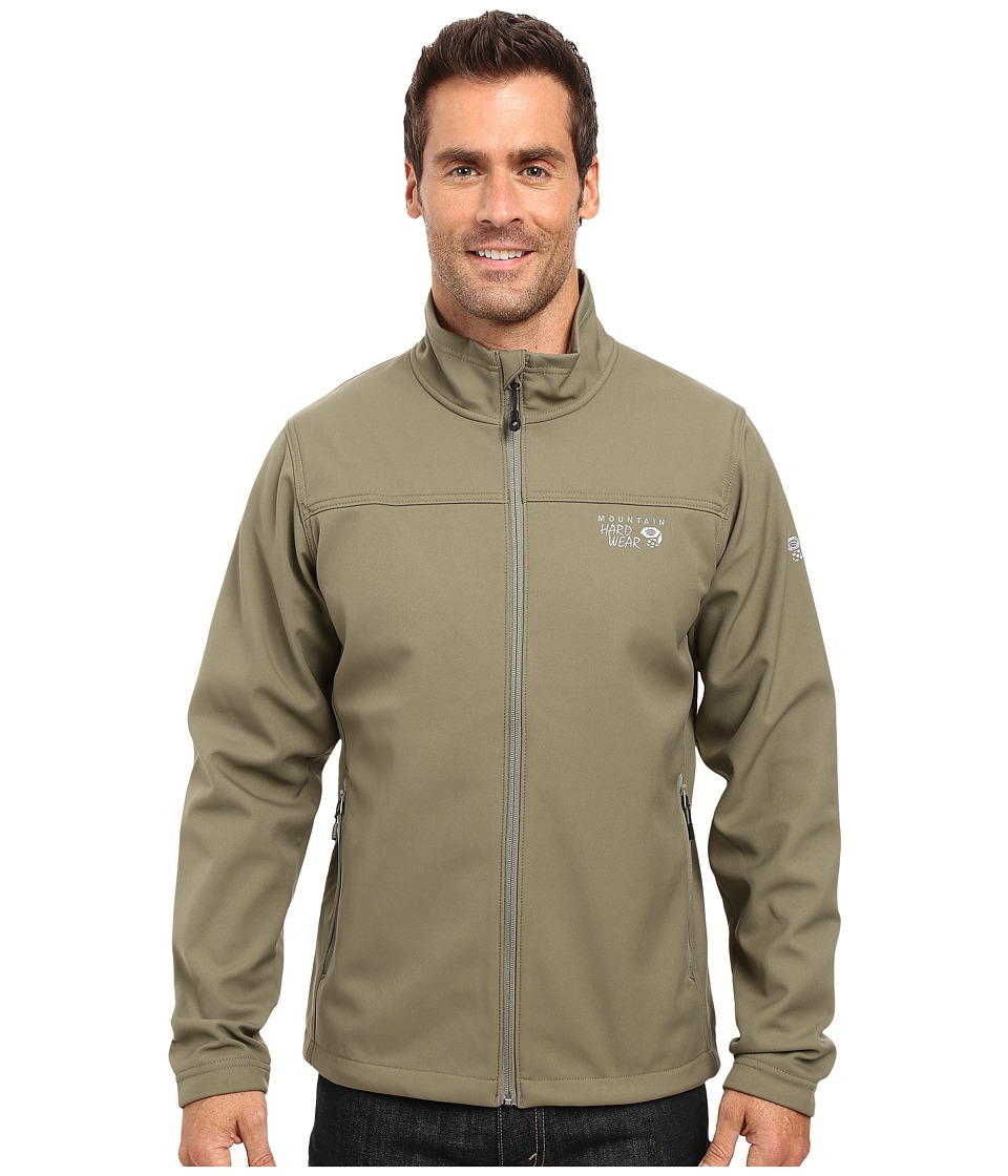 Mountain Hardwear - Solamere Jacket (Stone Green) Men's Coat