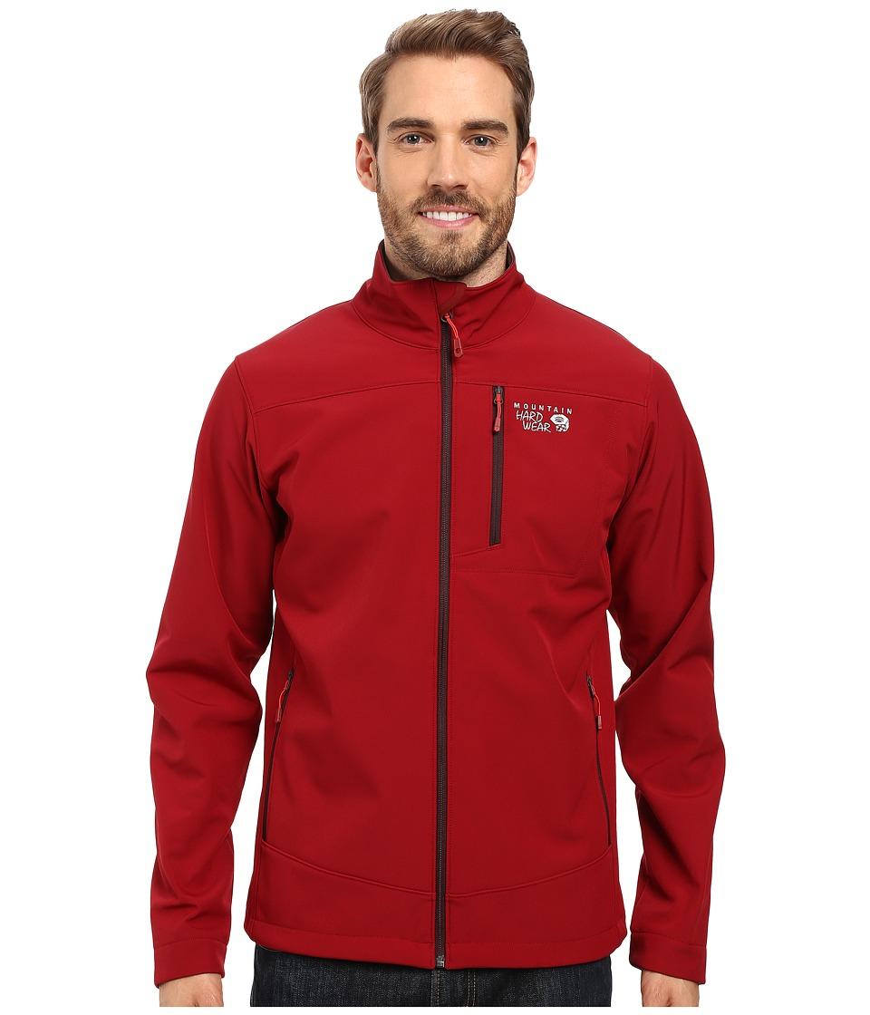 Mountain Hardwear - Fairing Jacket (Smolder Red) Men's Jacket