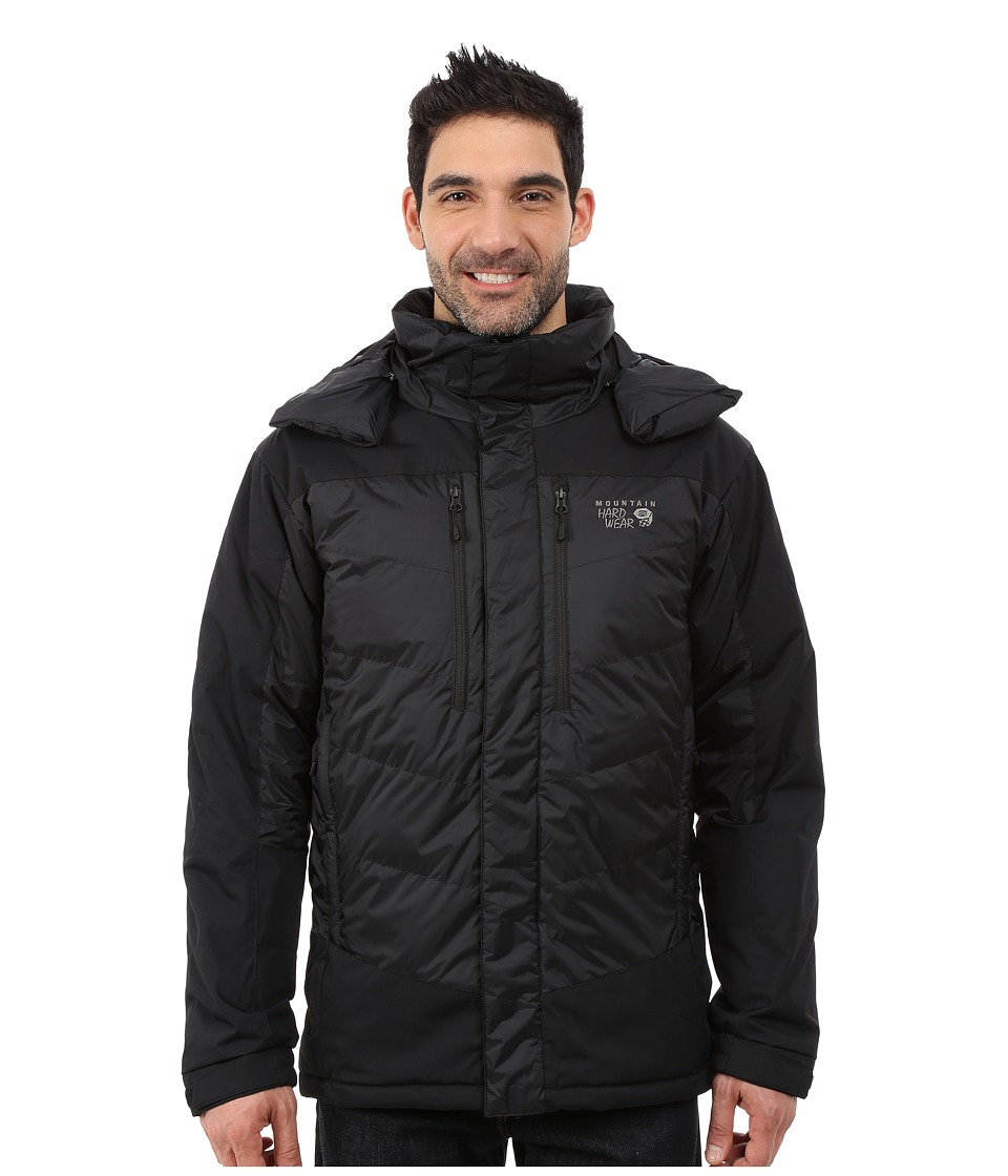 Mountain Hardwear - Guide Parka (Black) Men's Coat