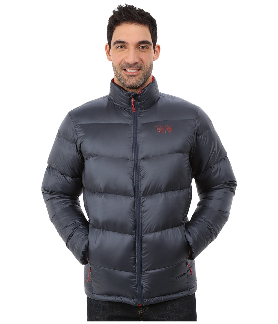 Mountain Hardwear - Kelvinator Down Jacket (Hardwear Navy/Rocket) Men's Jacket