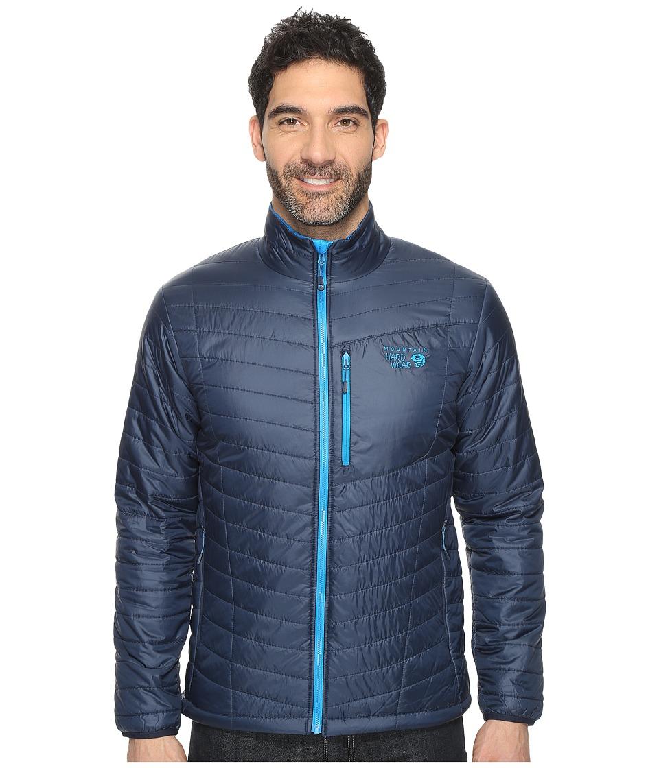 Mountain Hardwear - Thermostatic Jacket (Hardwear Navy) Men's Coat