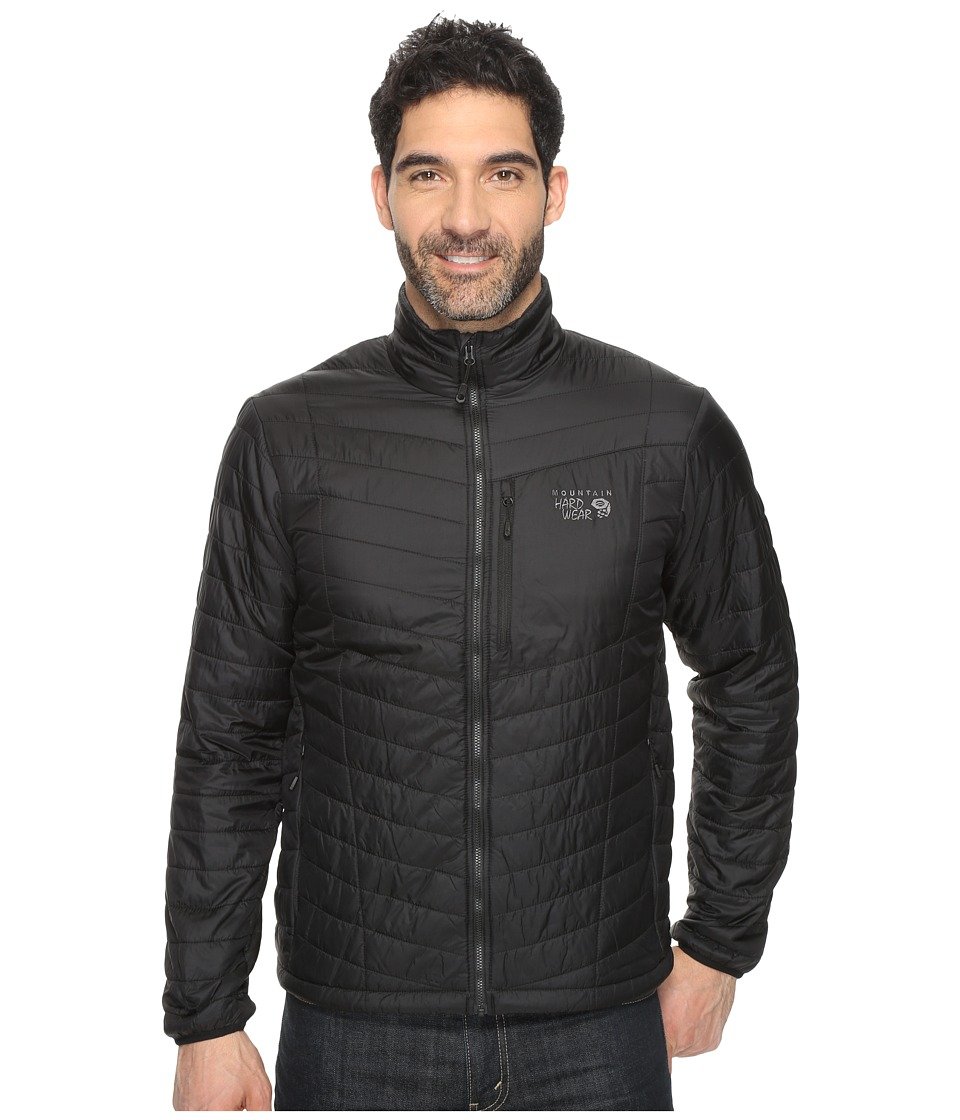 Mountain Hardwear - Thermostatic Jacket (Black/Shark) Men's Coat