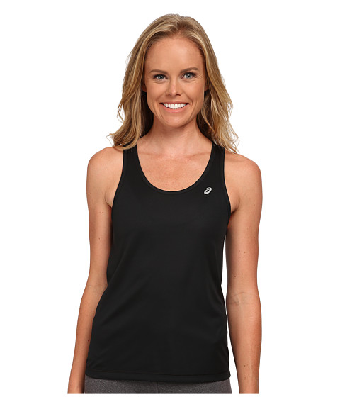 ASICS - Performance Run Core Tank (Performance Black) Women's Workout