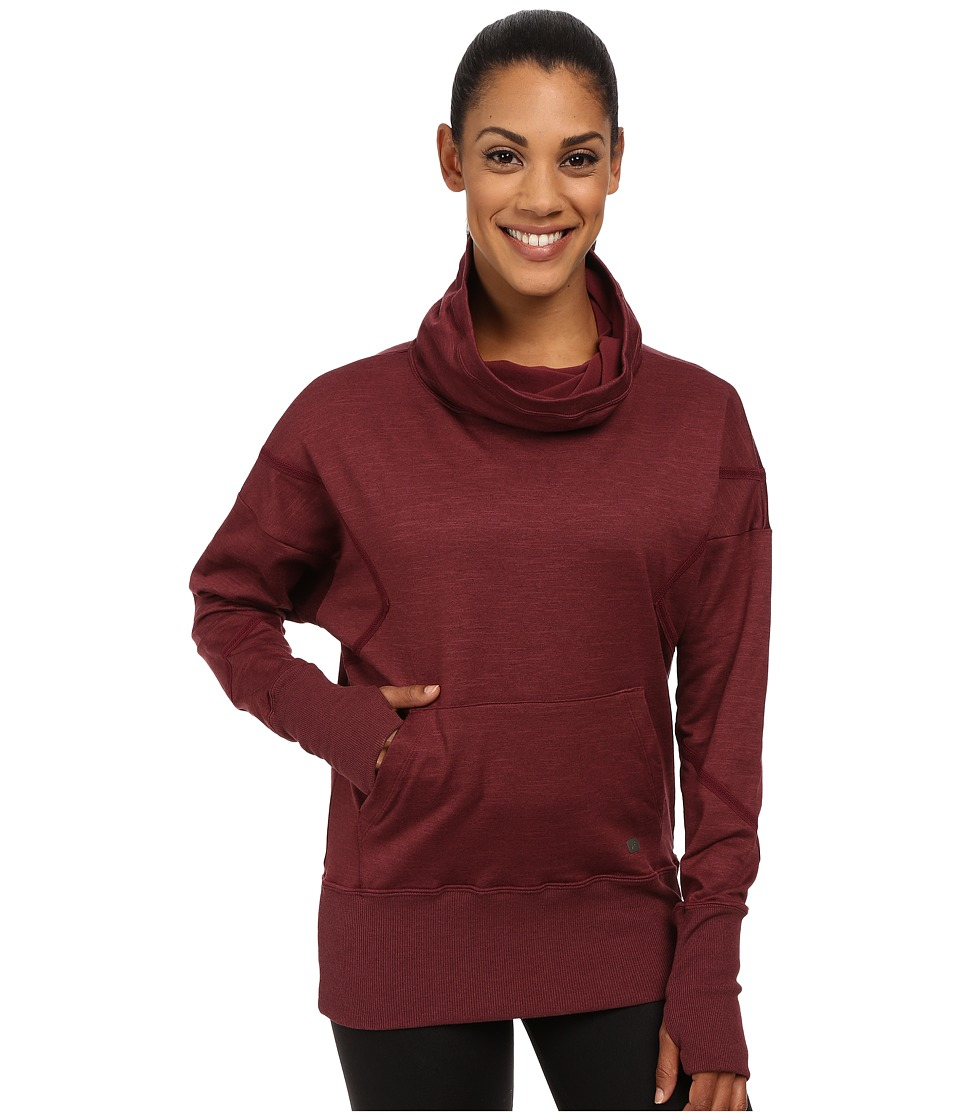 ASICS - Studio Fit Sana Hoodie (Port Royale) Women's Sweatshirt