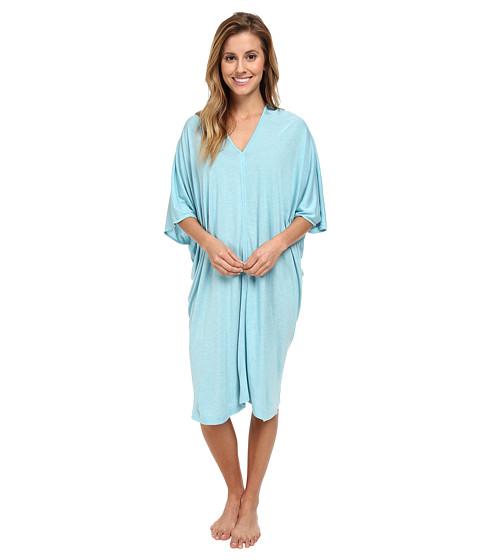 Natori - Shangri-La Caftan (Fresh Water) Women's Pajama