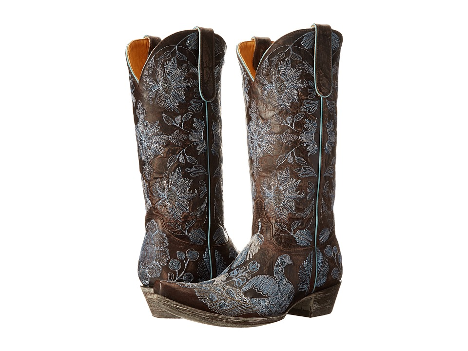 Old Gringo - Pepita (Chocolate) Cowboy Boots