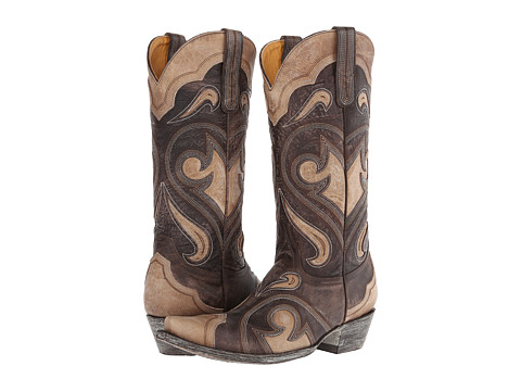 Old Gringo - Velna (Chocolate/Bone) Cowboy Boots