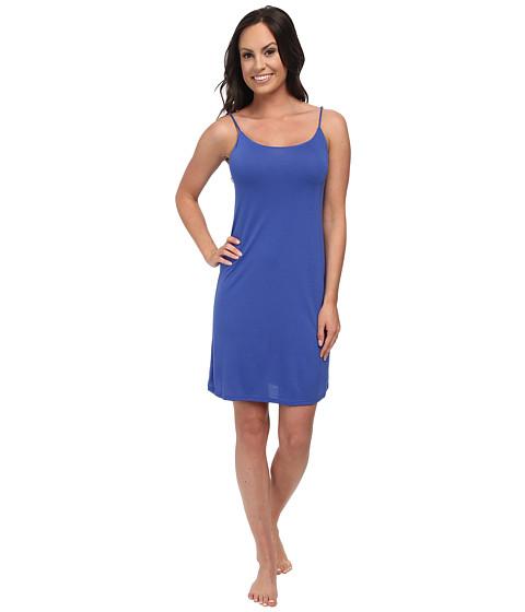 Natori - Shangri-La Chemise (Island Blue) Women's Pajama