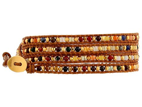 Chan Luu - 32 Multi/Henna Wrap (Multi/Henna Wrap) Bracelet