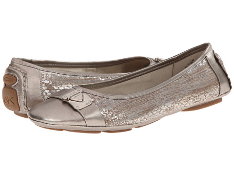 Footwear-Anne Klein AK7Brilane (Taupe Synthetic) Women's Shoes