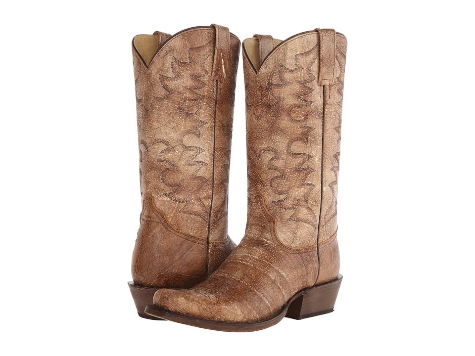 Roper Carmel Bandit (Brown) Cowboy Boots