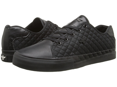 Creative Recreation - Kaplan (Black/Black) Men's Shoes