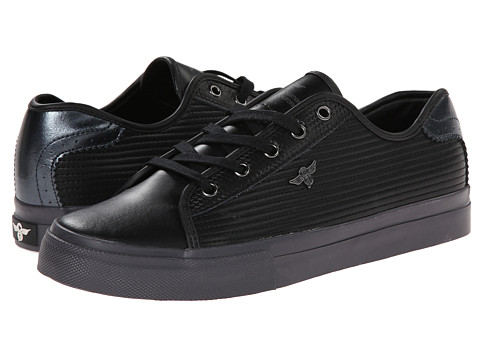 Creative Recreation - Kaplan (Black/Ripple) Men's Shoes