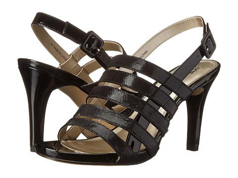 Anne Klein - AKOneeka (Black Reptile) Women's Shoes