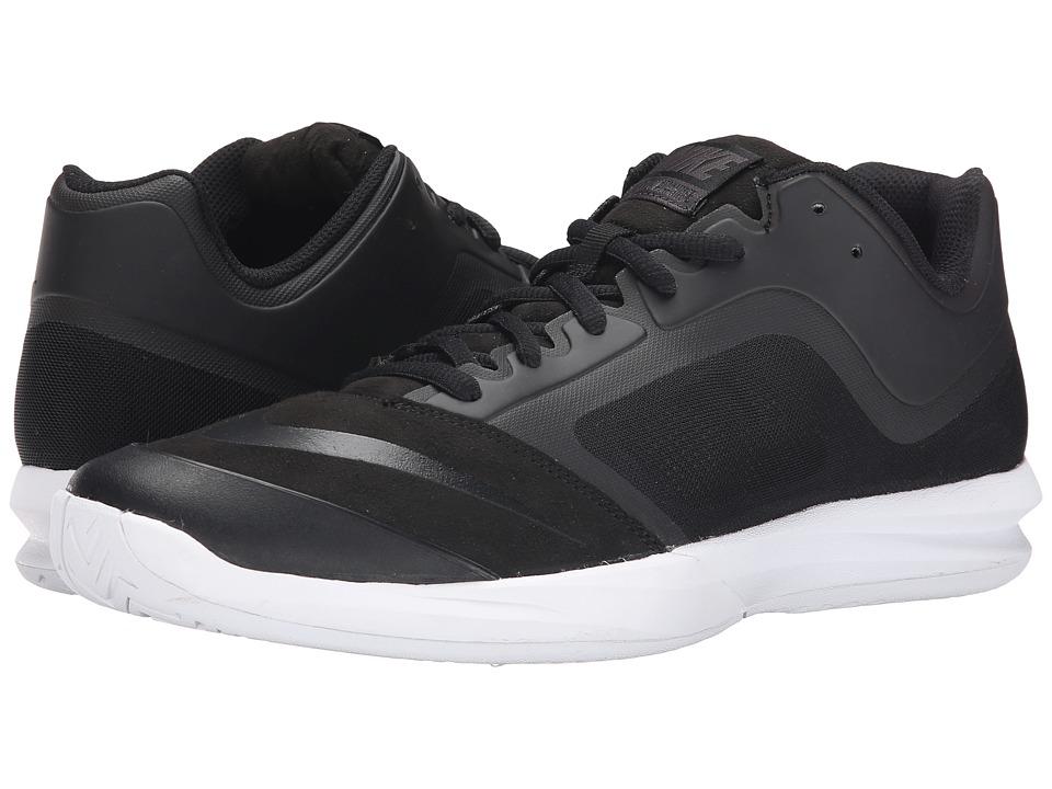 Nike - DF Ballistec Advantage (Black/White/Black) Men's Tennis Shoes