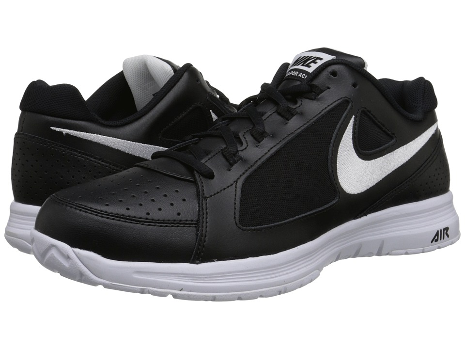 Nike - Air Vapor Ace (Black/White) Men's Tennis Shoes