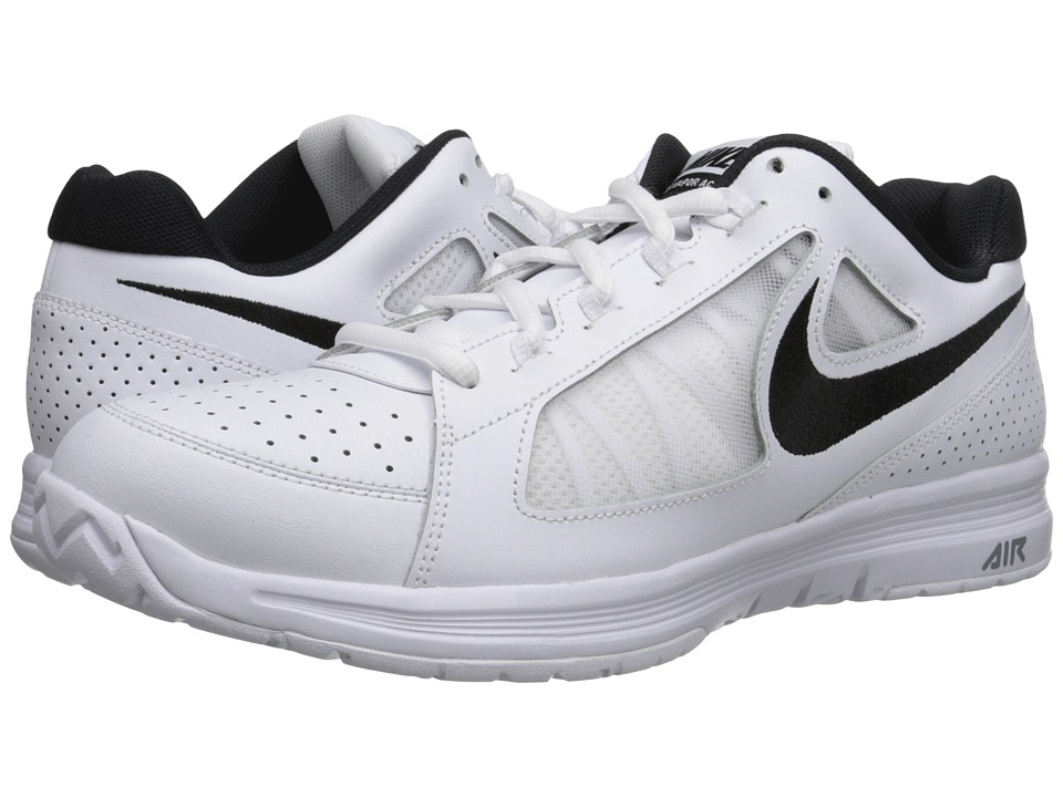 Nike - Air Vapor Ace (White/White/Black) Men