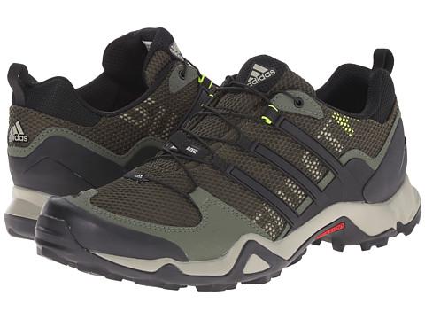 adidas Outdoor - Terrex Swift R (Night Cargo/Tech Beige/Base Green) Men's Shoes