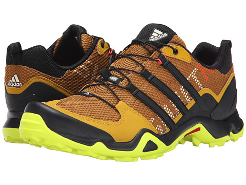 adidas Outdoor - Terrex Swift R (Gold Ochre/Solar Yellow/Raw Ochre) Men
