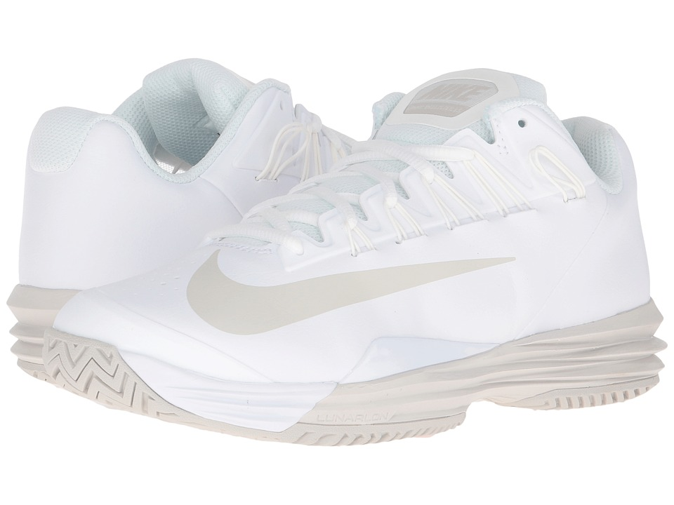 Nike Lunar Ballistec 1.5 (White/Summit White/Light Bone) ...