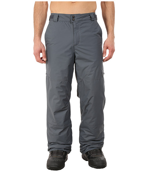 Columbia - Snow Gun Pant (Graphite) Men's Casual Pants