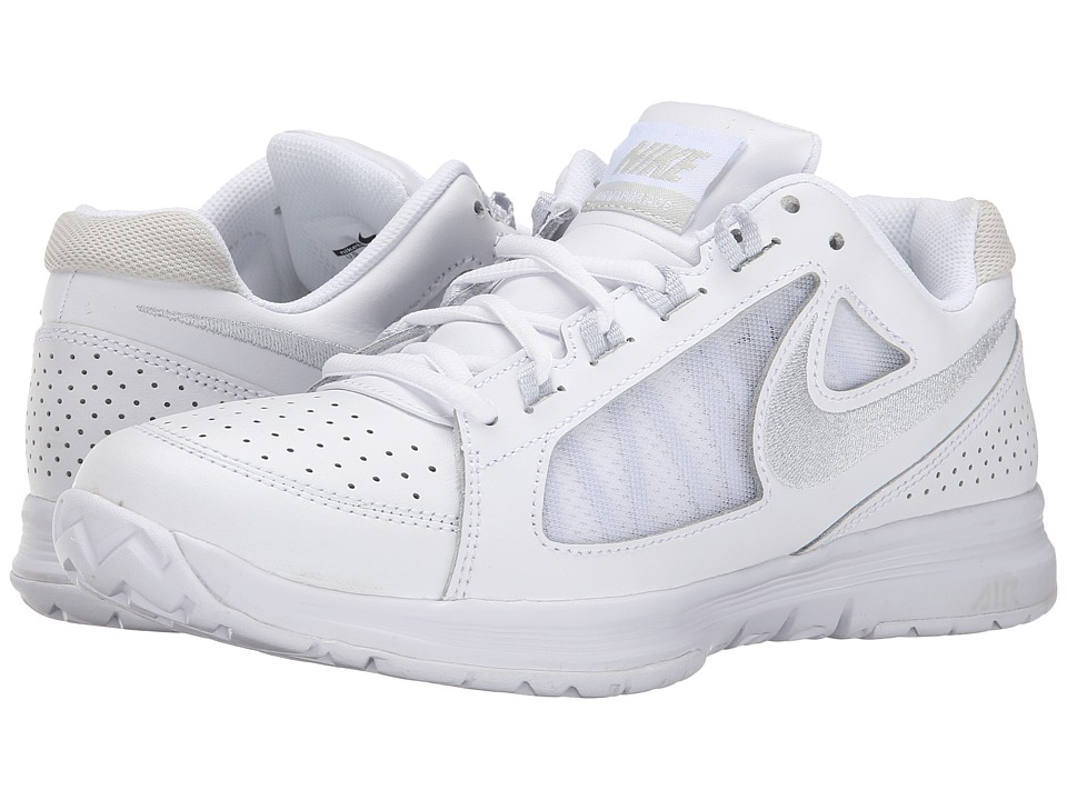 Nike - Air Vapor Ace (White/Light Bone/Pure Platinum/Pure Platinum) Women's Tennis Shoes
