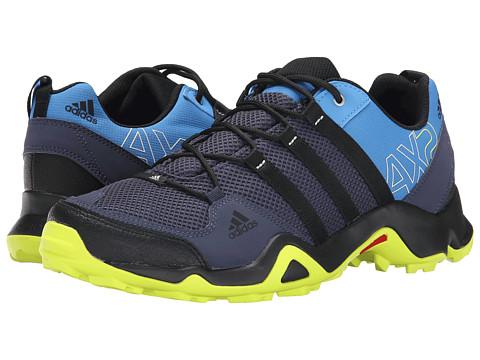 adidas Outdoor - AX 2 (Midnight Grey/Black/Chalk White) Men