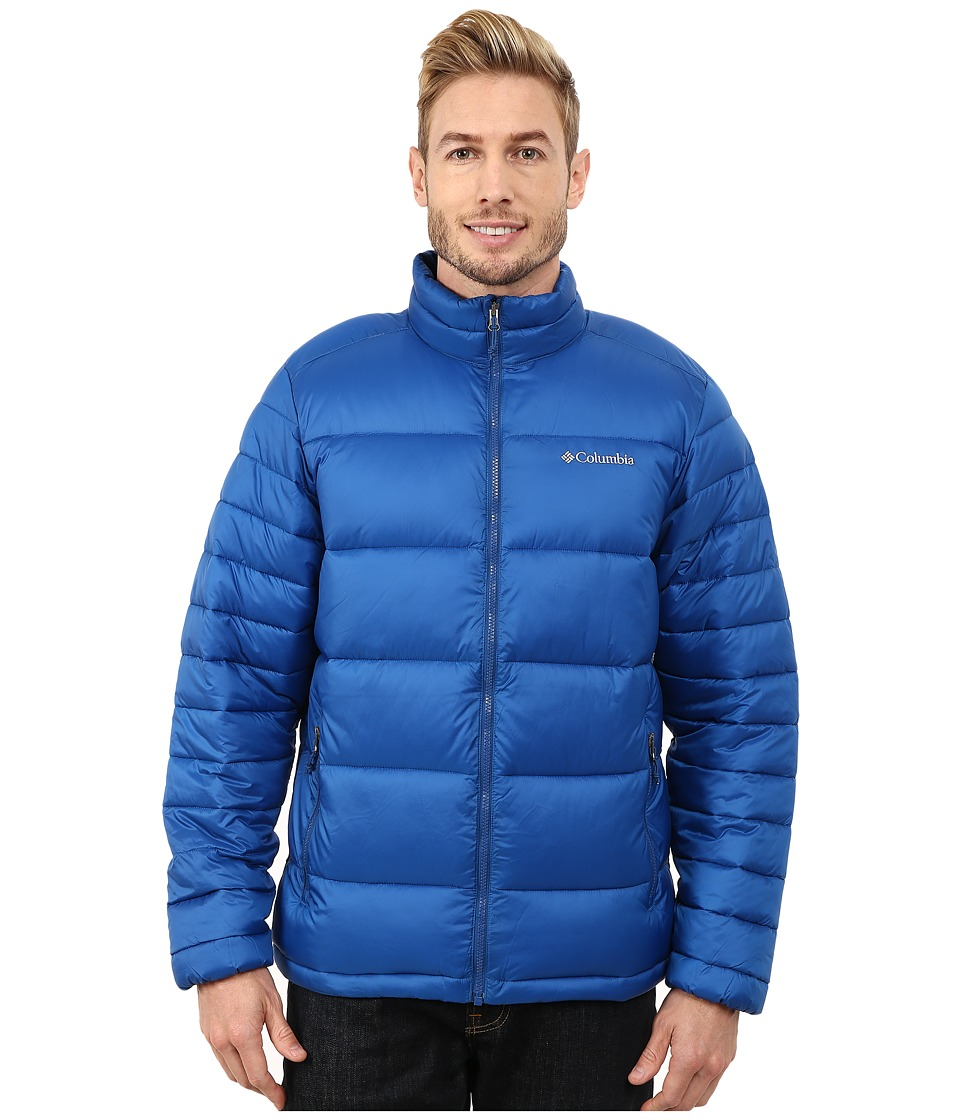 Columbia - Frost Fighter Jacket (Marine Blue) Men